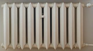 イタリアの暖房器具