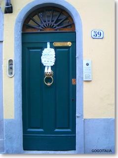 イタリア住所・番号