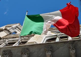 イタリア行き